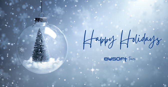 Merry Christmas and a Happy 2021 from Eusoft Team