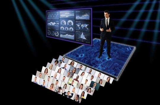 la transizione digitale della comunicazione